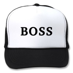 Wear the white and be a good boss